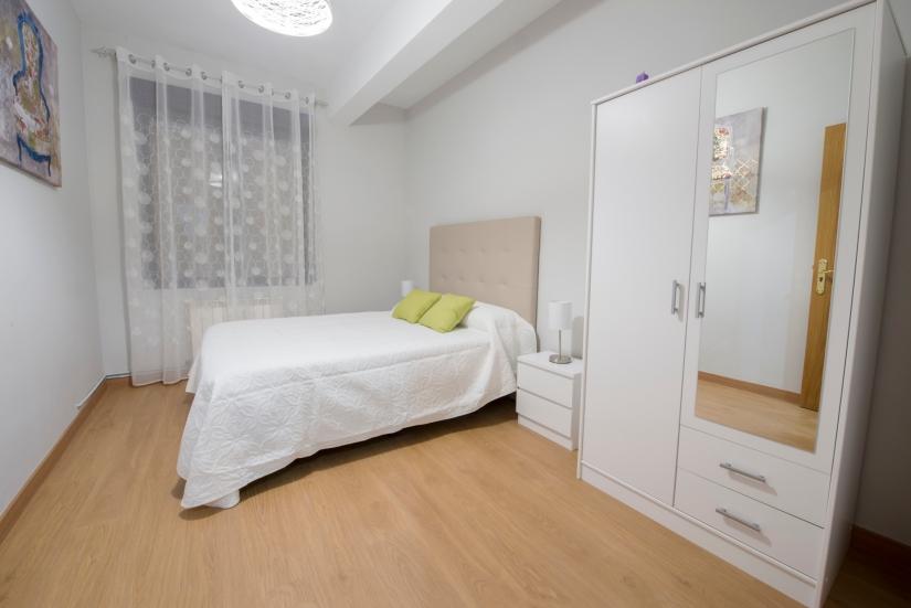 habitación 1 cama doble