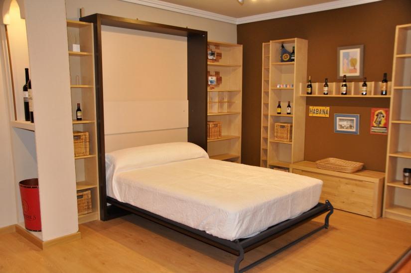 Salon-Dormitorio